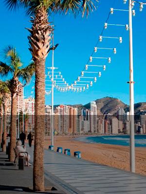 Traslados Alicante Benidorm